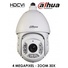 Dahua SD6C430I-HC-S2 - Speed dome HDCVI 4Mp (2K) zoom 30X con LED IR