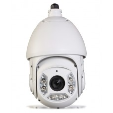 Speed Dome IP 2Mpx 5.5-110mm (Zoom 20X) con LED IR