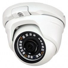 Dome SUPER STARLIGHT (HDCVI-TVI-AHD-CVBS) 2MP 3.6mm