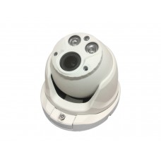 Dome ibrida (HDCVI-TVI-AHD-CVBS) 2MP 2.8-12mm