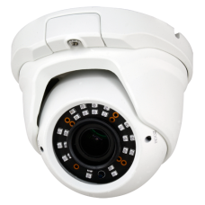 Dome SUPER STARLIGHT (HDCVI-TVI-AHD-CVBS) 2MP 2.8-12mm