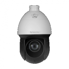 Speed dome IP 4Mp zoom 25X (4.8-120mm) con LED IR